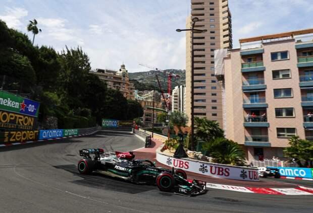 Льюис Хэмилтон: Увеличение веса? Нынешние машины едва помещаются в Монако