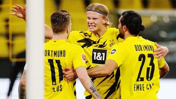 Твиттер дортмундской «Боруссии» сменил название после победы команды в Кубке Германии