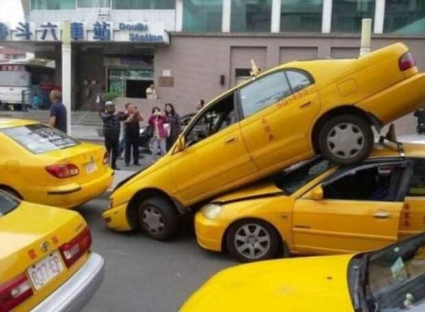 16 загадочных аварий, которым сложно найти логическое объяснение