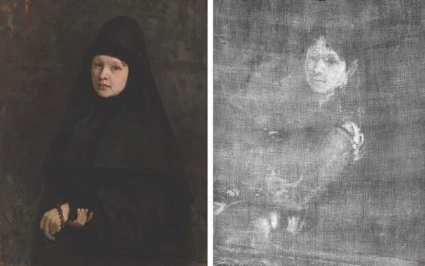 Как рентген помог раскрыть тайны 7 известных картин