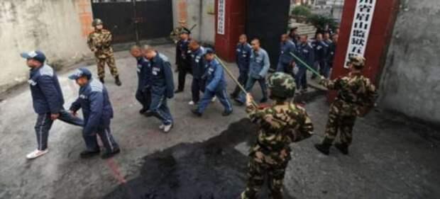 Как сидят в китайской тюрьме: правила и порядки (+видео)
