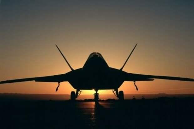 Самолеты ВВС США смогут получать обновления ПО в режиме реального времени