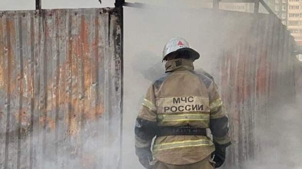 Кадетов из Приангарья наградили за спасение людей при пожаре в московской гостинице