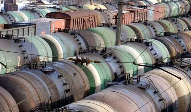 Готовится правовая база для временного запрета наэкспорт бензина— СМИ