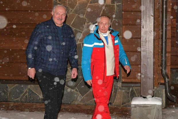 Путин встретится с Лукашенко в Москве 22 апреля