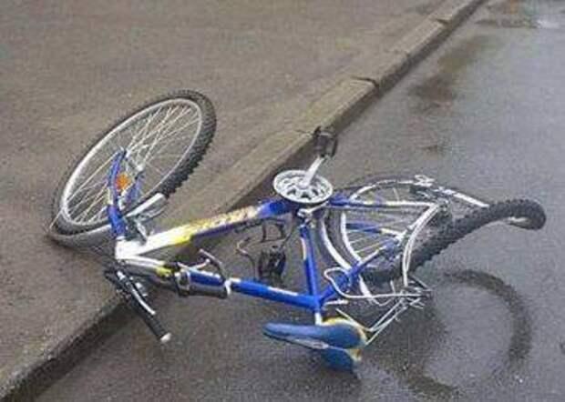 В Благовещенске мотоциклист сбил ребенка на велосипеде
