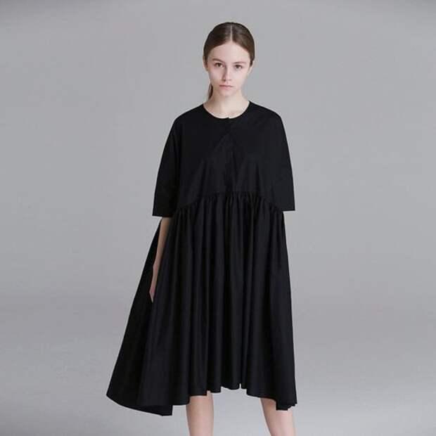 Платья - размахайки (трафик)