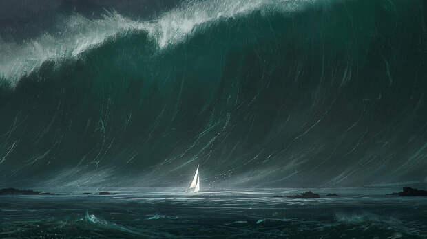 Самые загадочные феномены мирового океана