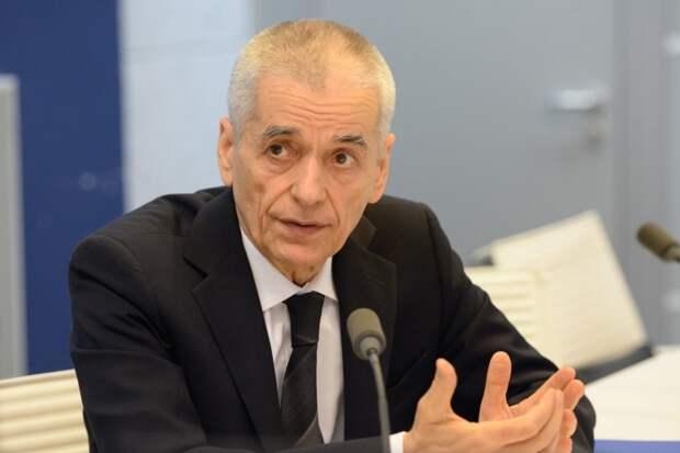 Геннадий Онищенко раскритиковал Малышеву за «дезинформацию»