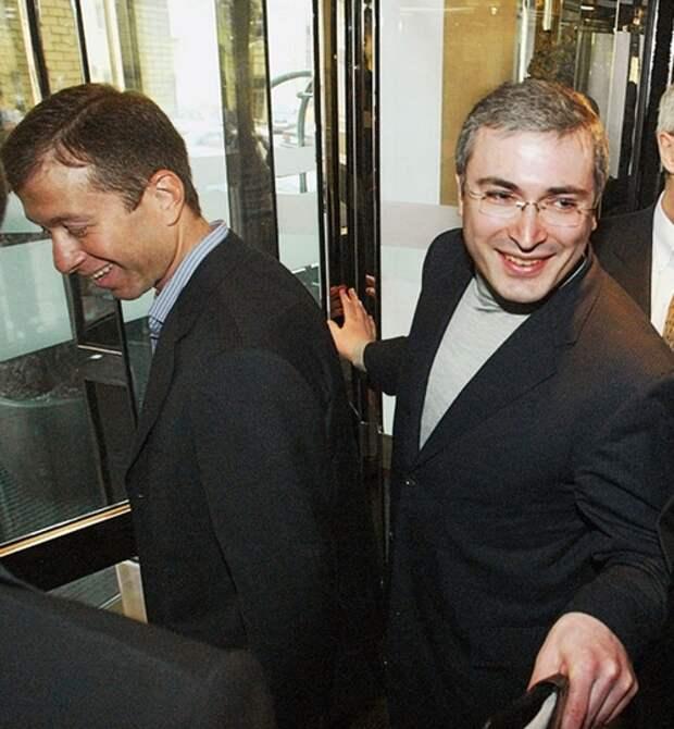 Трансформация Михаила Ходорковского