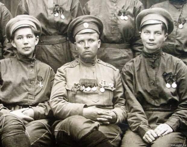 Мария Бочкарева: что стало с командиром женского батальона смерти