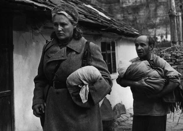 Кадр из к/ф «Комиссар» (1967) | Фото: lostabc.tk.