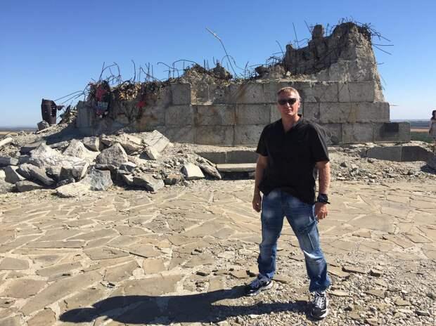 Вадим Панов: Мне не нужно преодолевать страх, чтобы поехать в Донецк