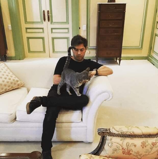 Кошка влезла в интервью губернатора Буэнос-Айреса, чтобы показать свою попу всей Аргентине