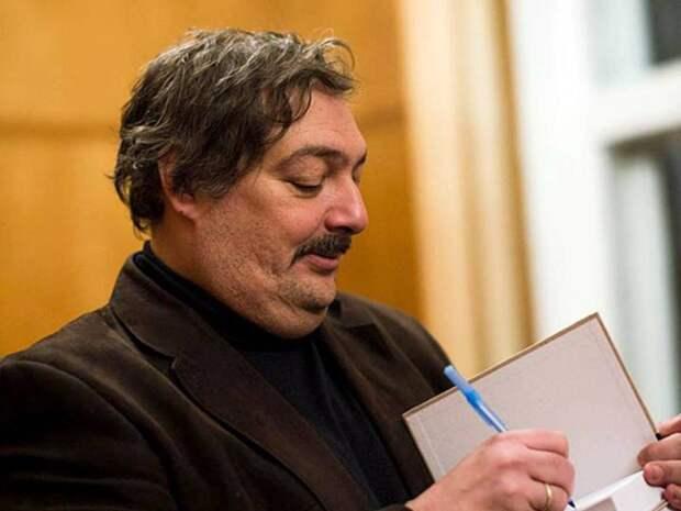 Ройзман призвал писателей потребовать расследования отравления Быкова