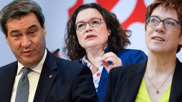 Большая коалиция снова пытается найти компромисс в спорных вопросах