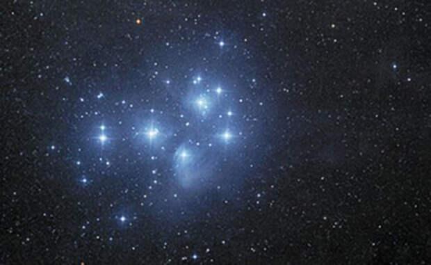 Радость Семи Сестер Открытое скопление Плеяд, также известное как Семь Сестер — одно из самых загадочных мест во Вселенной.
