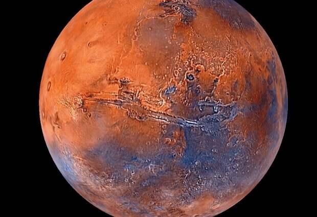 Как мы поделим Марс - Или берите, Боже, что нам негоже.