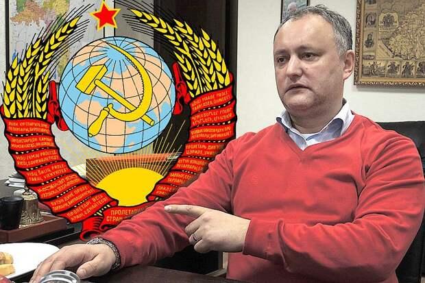 Кишинёв - наш. Додон совершит свой первый зарубежный визит в Москву