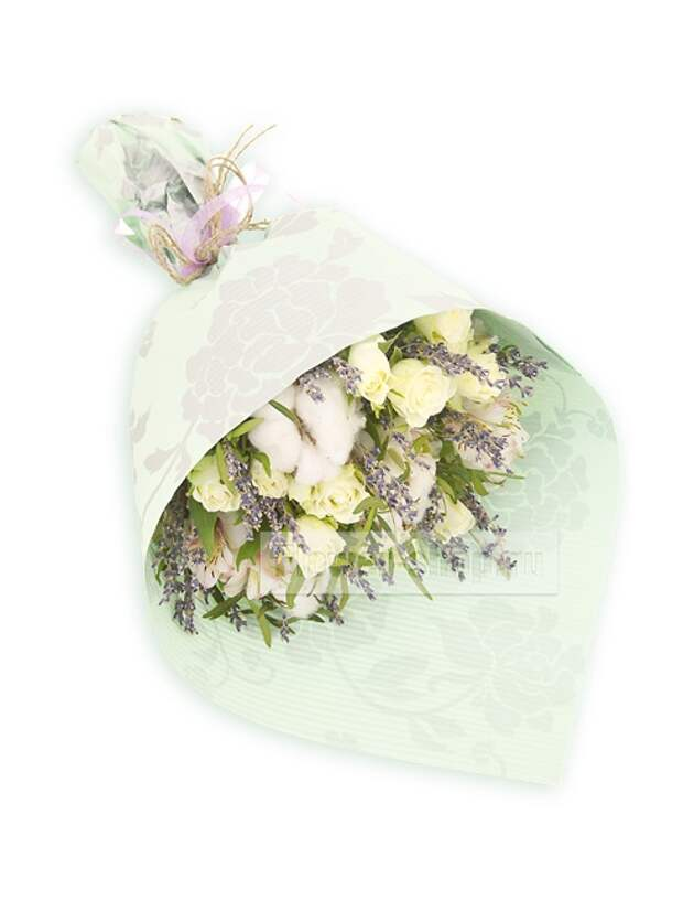 Доставка цветов со сладостями - идея подарка