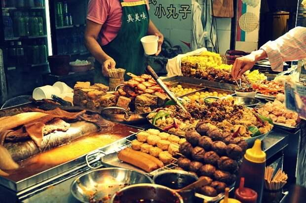 Самые вкусные блюда кухни Гонконга