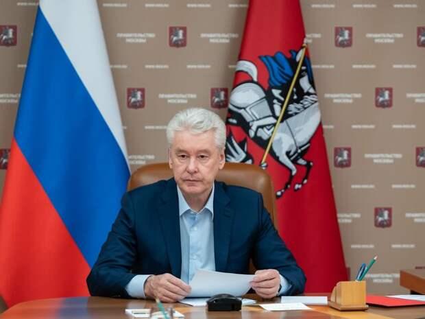 """Собянин утвердил проект строительства дороги между станциями """"Нагорная"""" и """"Нагатинская"""""""