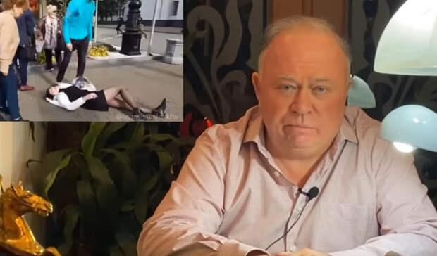 Андрей Караулов - о силовом разгоне в Хабаровске: «Вот так и вспыхнет вся Россия»