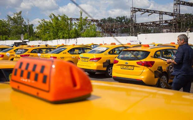Таксистам собираются максимально усложнить жизнь
