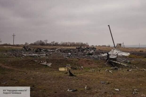 Дело MH17: США указали на Украину как виновника падения «Боинг-777» в Донбассе