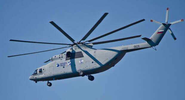 Поставки модернизированных вертолетов Ми-26Т2 начнутся в 2015 году