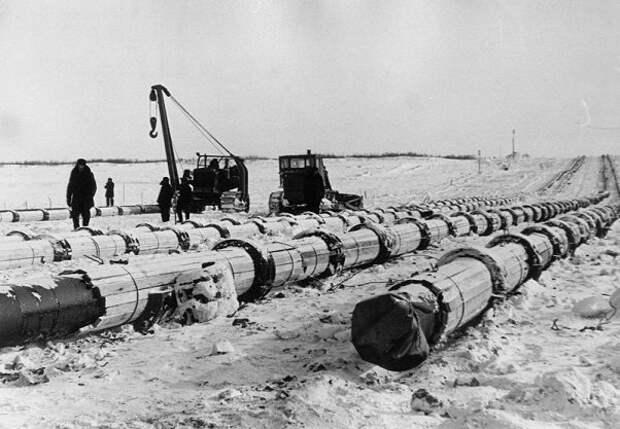 Взрыв газопровода в Сибири в 1982 году: была ли это диверсия ЦРУ