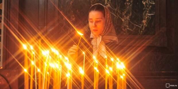 В храме Всех Святых на Соколе пройдет молебен перед началом учебного года