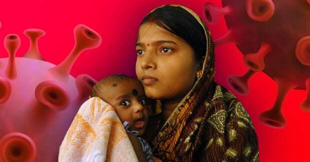 Из-за коронавируса в Индии увеличилось число детских браков