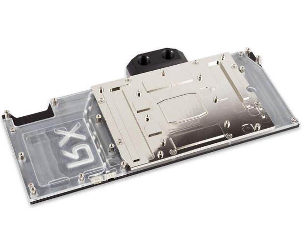 Компания Aqua Computer представила водоблоки и задние панели Kryographics Radeon RX 6800/6900