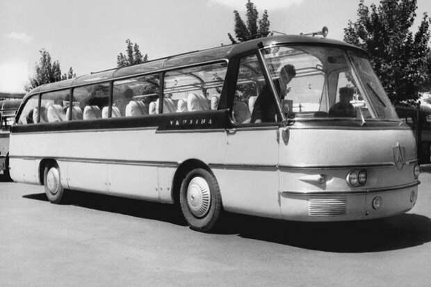 ЛАЗ Украина-1 автобус, автодизайн, дизайн