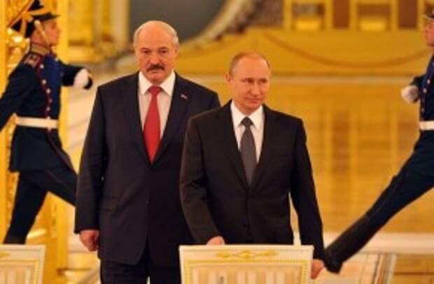 Почему россияне не хотят объединяться с Белоруссией