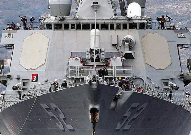 Какими бывают эсминцы