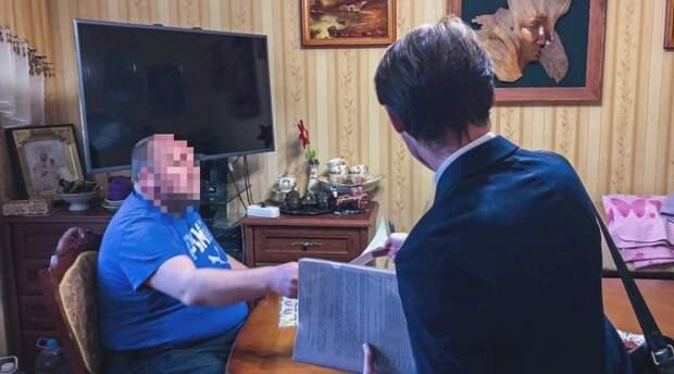 Экс-директора «Крымавтотранса» отправили под домашний арест