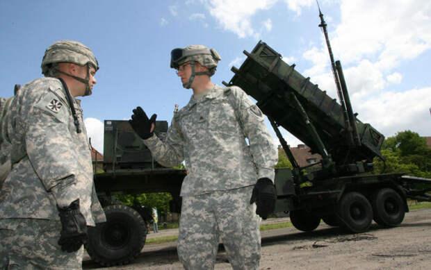 Во время стрельб из ЗРК Patriot в Румынии возникли трудности