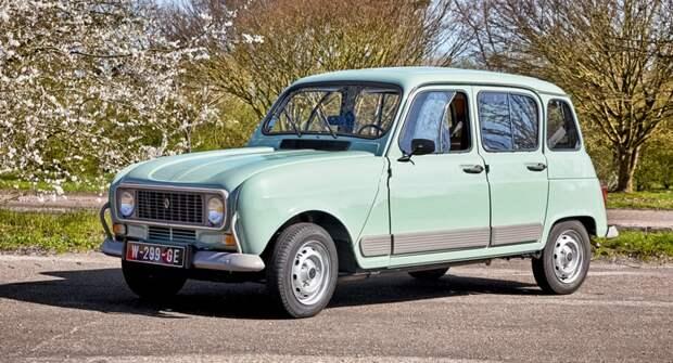 Renault может возродить Renault 4