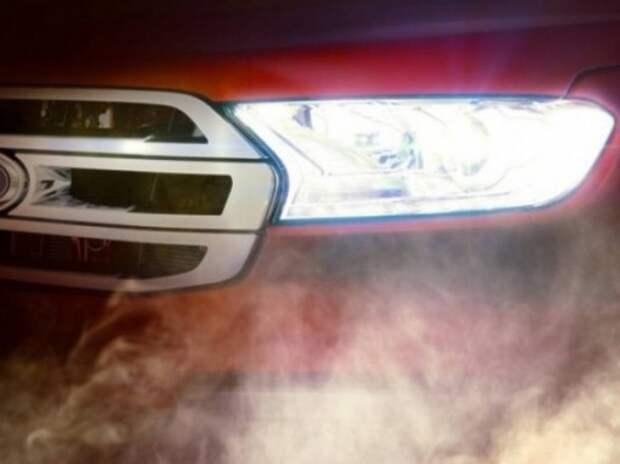Ford последний раз подразнил новым рамным внедорожником Everest