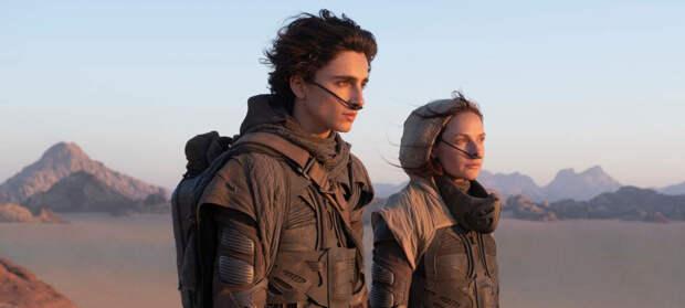 """WarnerMedia: Премьера """"Дюны"""" все еще запланирована на 1 октября — одновременно в кино и HBO Max"""