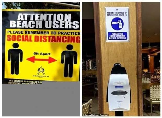 Гедонизм в условиях пандемии: как знаменитый курорт для свингеров адаптируется к новым условиям (16 фото)
