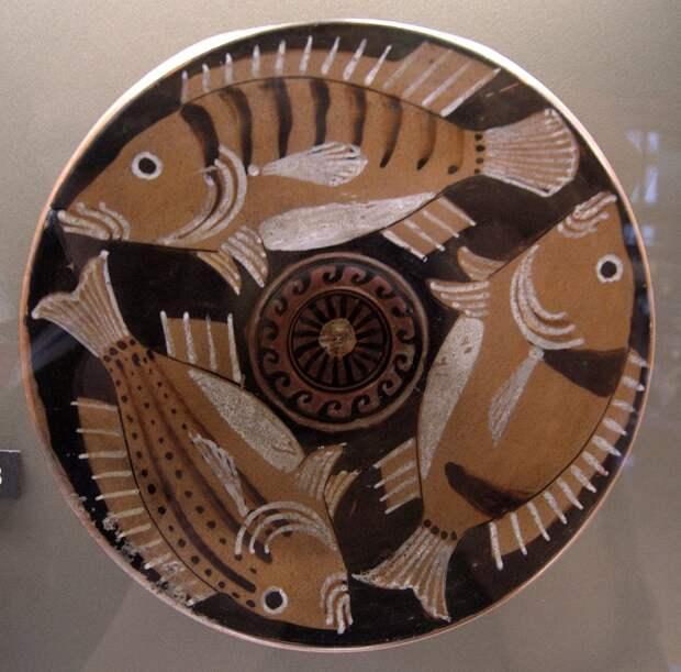 Кухня Древней Греции: что ели философы и гетеры 7