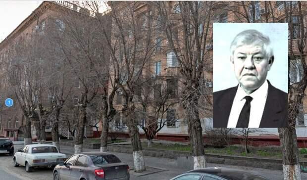 ВВолгограде установят мемориальную доску первому губернатору области