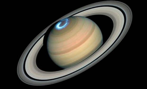 Шестиугольник Сатурна