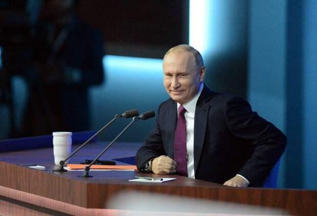 Что сказал Владимир Путин? Важное с пресс-конференции