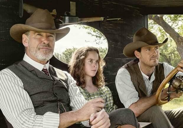 Техасское «Аббатство Даунтон»: 5 причин посмотреть сериал «Сын»