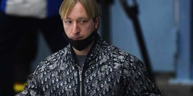Плющенко вошел в тренерский состав сборной