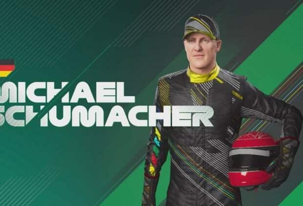 Шумахер быстрейший, но Сенна талантливее. Рейтинг чемпионов Формулы 1 в игре F1 2021